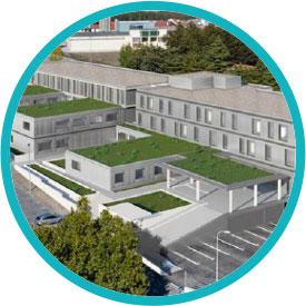 Hospital privado, 1º Loja Vinhais, Fábrica de máscaras, Novas Instalações Bragança